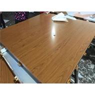 山东铝单板厂2.5mm木纹铝单板幕墙万达广场外墙铝单板