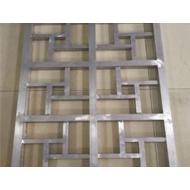 广东铝窗花厂家 雕花铝合金窗花厂家 氟碳铝屏风窗花 电镀铝窗花