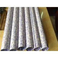 湖南铝圆管厂家 青花瓷铝圆管 铝合金型材 彩色铝圆管天花