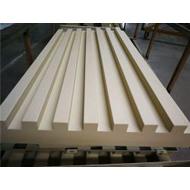 上海长城铝单板厂家 凹凸长城铝单板 氟碳外墙起伏状铝板
