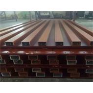 广西长城铝单板厂家 长城型铝单板 长城铝单板价格 木纹凹凸铝单板