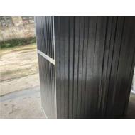 安徽铝合金百叶窗厂家 铝百叶窗价格 防雨铝百叶窗