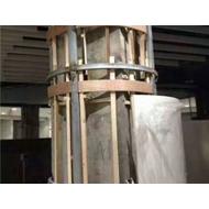 铝单板厂2.0mm氟碳包柱铝单板万达广场室内包柱铝单板
