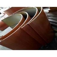 铝单板厂木纹包柱铝单板万达广场弧形包柱铝单板