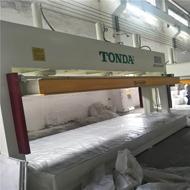 蜂窝铝板压床
